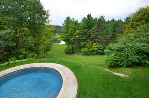 Back Property View - Country homes for sale and luxury real estate including horse farms and property in the Caledon and King City areas near Toronto